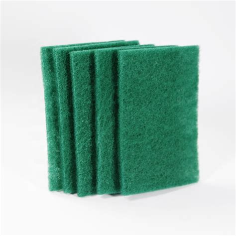top faith abrasive scouring pad kitchen cleaning green