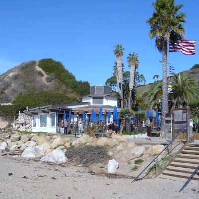 Boat House Ca by Boathouse Santa Barbara Seaside Dining At Hendry S