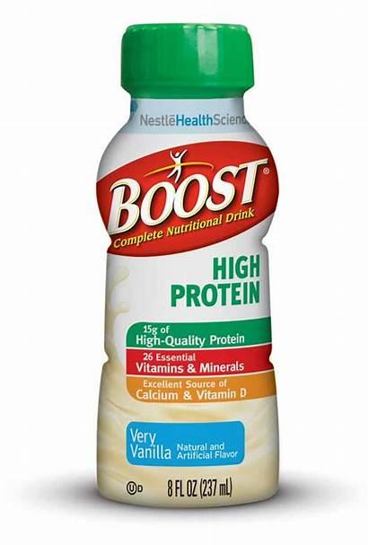 Boost Protein Drink Vanilla Strawberry Nestle Nutritional
