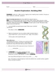 Check out this gizmo from @explorelearning! Explore Learning Student Exploration Building Dna Answer ...