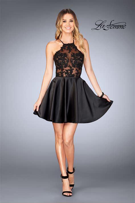 la femme short dresses style 25202 la femme