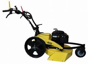 Debroussailleuse 3 Roues : thermiques roues ~ Premium-room.com Idées de Décoration
