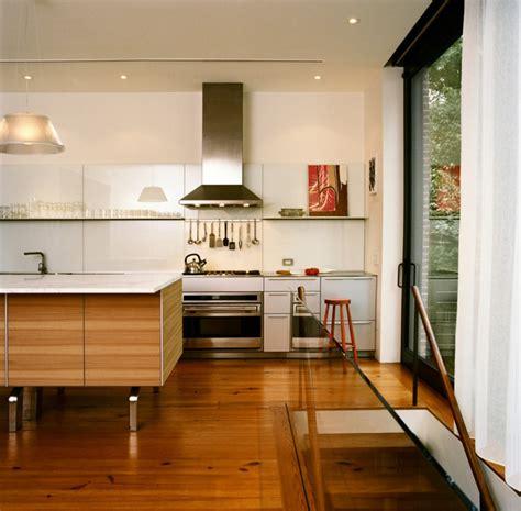 contemporary kitchen ideas  stainless steel kitchen