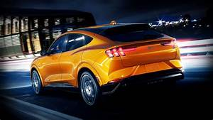2021 Ford Mustang Mach-E Images Pictures