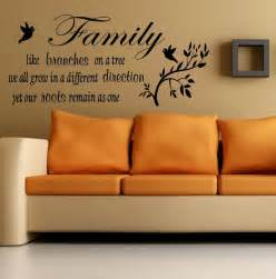 ebay wall decor quotes family inspirational wall wall quote sticker