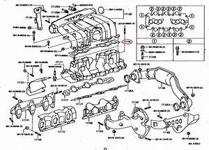 1995 Toyota 4runner Engine Diagram