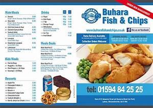 takeaway menu designsby cheap takeaway menus With fish and chip shop menu template