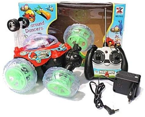 Phoenix Angry Birds Rechargeable Stunt Car