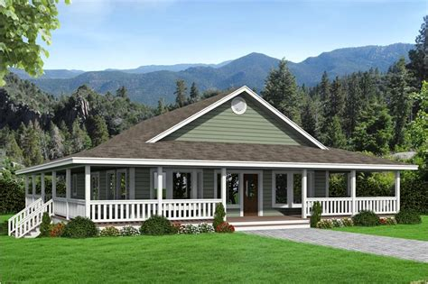 bedrm  sq ft ranch house plan