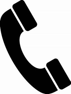 Phone clipart telephone logo - Pencil and in color phone ...