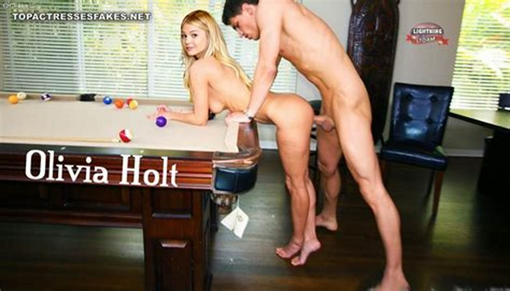 #Olivia #Holt #Nude #Fucked #On #Pool #Table #Exposing #Ass #Hot