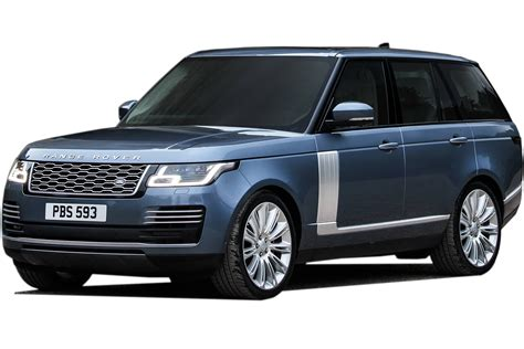 Land Rover Car : Range Rover Suv 2019 Review