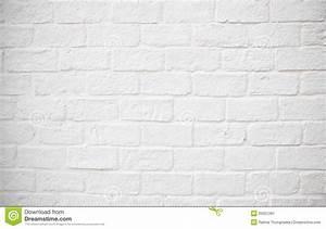 Brique De Parement Blanche : mur de briques blanc image stock image 25007261 ~ Dailycaller-alerts.com Idées de Décoration