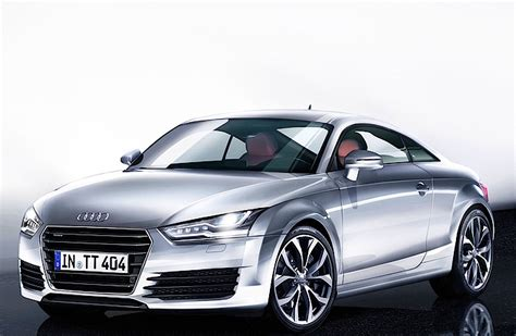 Audi Unveils Its New Range Of Sports