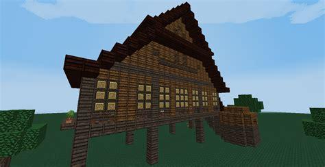 minecraft  world stilt house