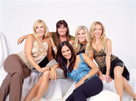 real housewives turns 100 all the ladies who were on orange county photos huffpost