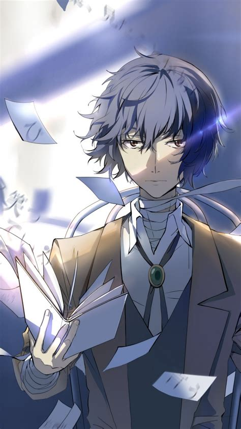 Jojo iphone wallpapers for free download. Download 750x1334 Dazai Osamu, Bandages, Papers, Bungou Stray Dogs Wallpapers for iPhone 7 ...