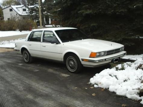 1986 Buick Century by Gm4banger 1986 Buick Century Specs Photos Modification