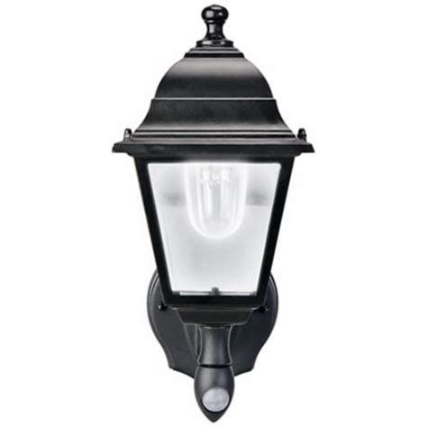 outdoor led battery powered motion activated wall sconce t4505 lsplus