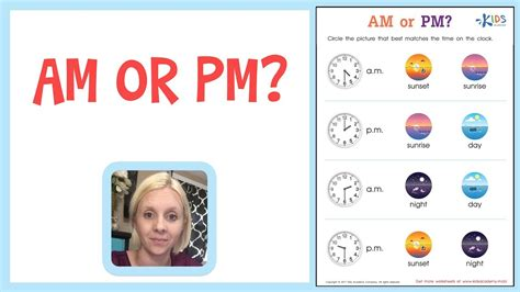 teaching telling time   pm worksheets  st