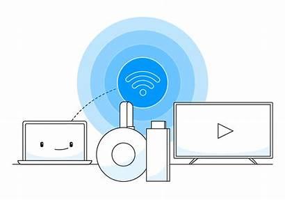 Chromecast Wifi Reset Google Connect Factory Unable