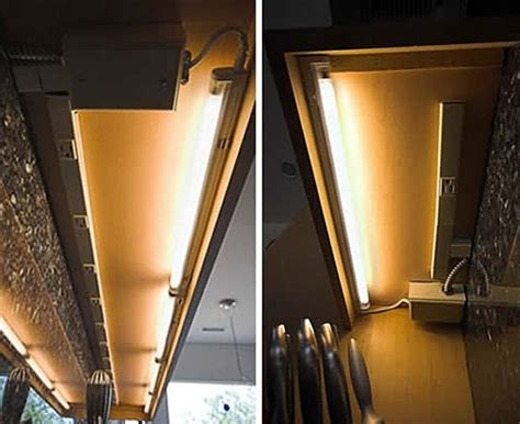 types of under cabinet lighting 4 types of under cabinet lighting pros cons and