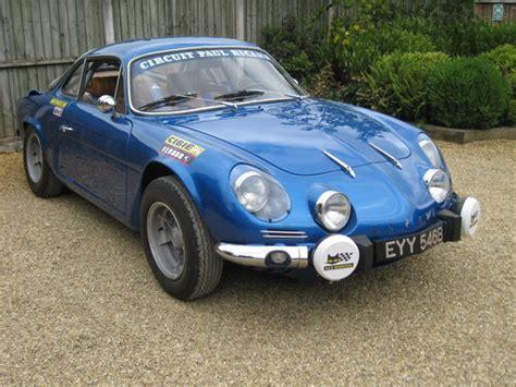 alpine renault   sale car  classic