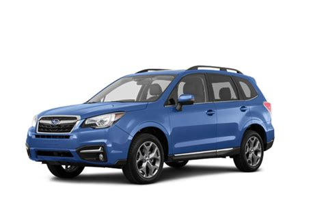 subaru forester  touring  car prices kelley