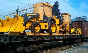 Железнодорожная перевозка негабаритных грузов по договорам ...