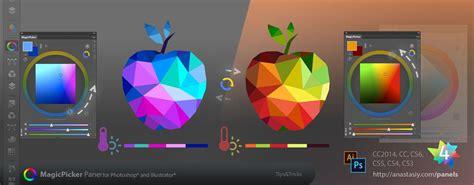 color wheel photoshop color temperature anastasiy s