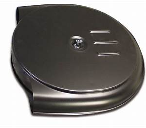 Street Rod Parts  U00bb Air Cleaner Olds    Cadillac Steel Style