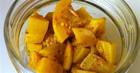 recette achard de citrons confits en video