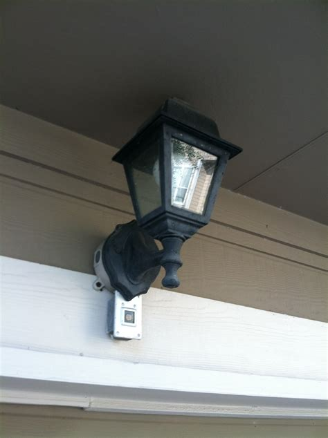keep your exterior porch lights on sutton square
