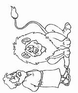 Daniel Den Coloring Lions Lion Daniele Clipart Profeta Religiocando Printable Bible Wonderful Popular Friends Outline Sheets Library Clip Getcolorings Southwestdanceacademy sketch template