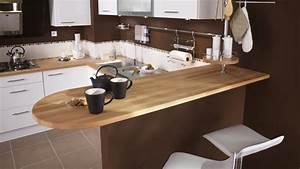 Plan De Travail Pour Bar : bar plan de travail cuisine evtod ~ Dailycaller-alerts.com Idées de Décoration
