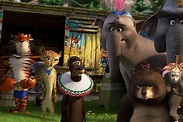 new characters from madagascar 3 NOT JULIEN by ...