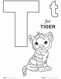 Printables Alphabet T Coloring Sheets | Abc's and Reading ...