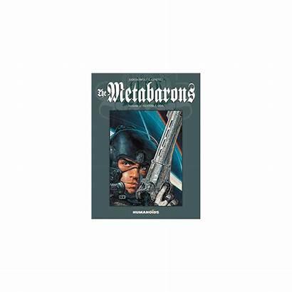 Oda Metabarons Novel Vol Graphic