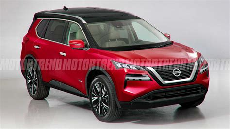 nissan rogue     expect motortrend