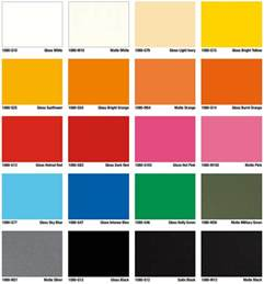 Color Options & Film Types for Vinyl Vehicle Wraps ...