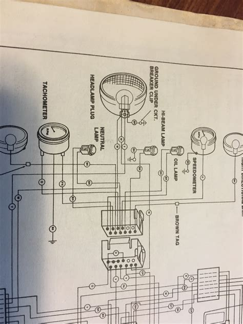 King Wiring Diagram 1992 by 1985 Fxrs Front Turn Signals Harley Davidson Forums