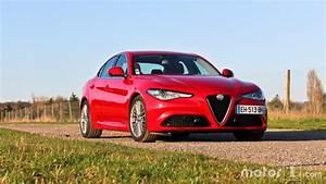 Essai Alfa Romeo Giulia : essai alfa romeo giulia 200 ch l 39 motion italienne ~ Medecine-chirurgie-esthetiques.com Avis de Voitures