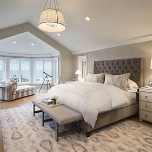 Gray, Color, Schemes, Bedroom