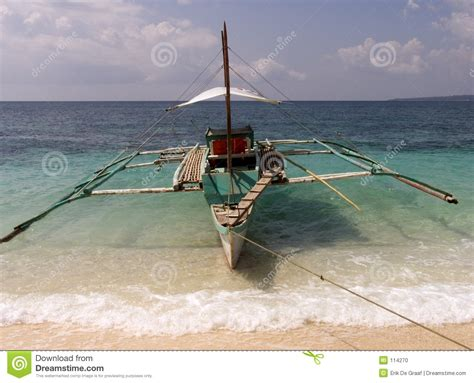 Fishing Boat Price In Philippines by Philippine Fishing Boat 1 Stock Photo Image 114270