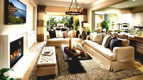 New Modern And Luxury Living Room Ideas Big Open Space