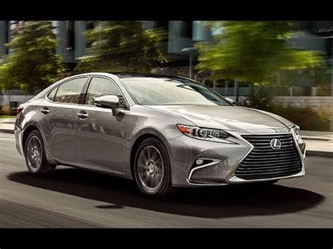 2018 Lexus Es 350 Review Youtube