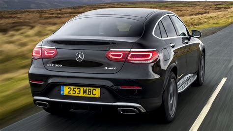 Any color except black or white costs. 2019 Mercedes-Benz GLC-Class Coupe AMG Line (UK ...