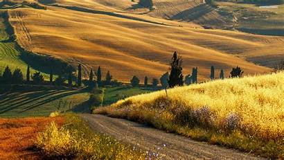 Tuscany Wallpapers Amazing Skyline Valley 1080p
