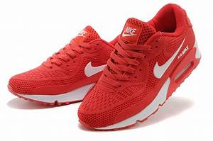 Nike Air Max 90 KPU University Red White Mens Womens ...