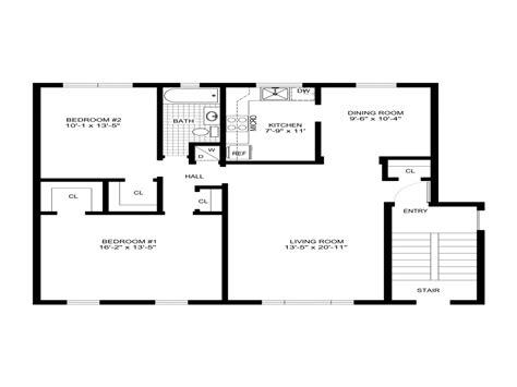 house layout program simple house blueprints with dimensions pixshark com